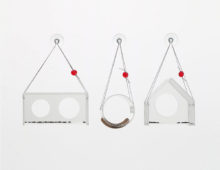 tweet resto bar bird feeders